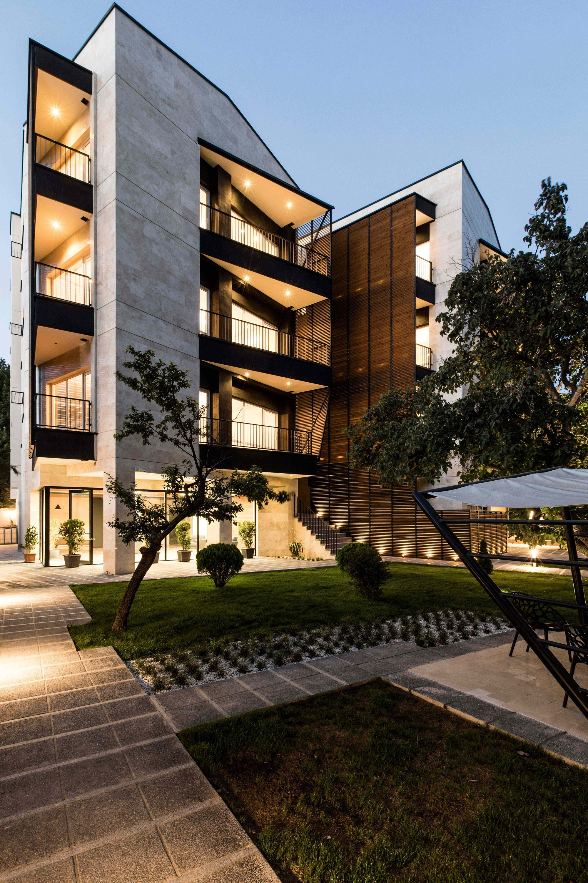 Contemporary Residential Architecture
