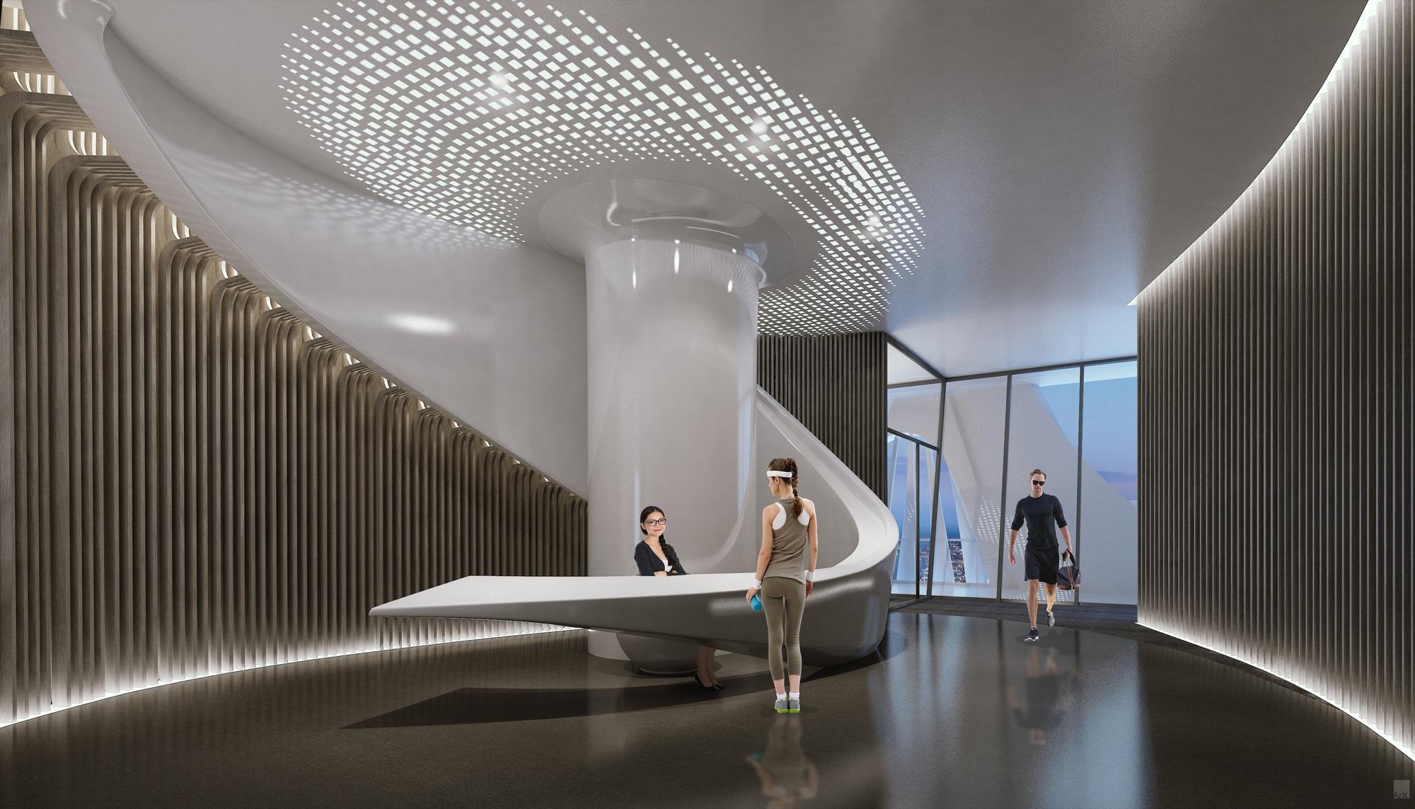 Structural Design Zaha Hadid' 1000 Museum