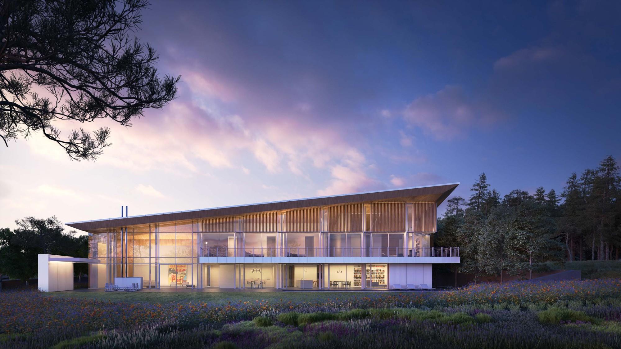 Richard Meier Architect Villas