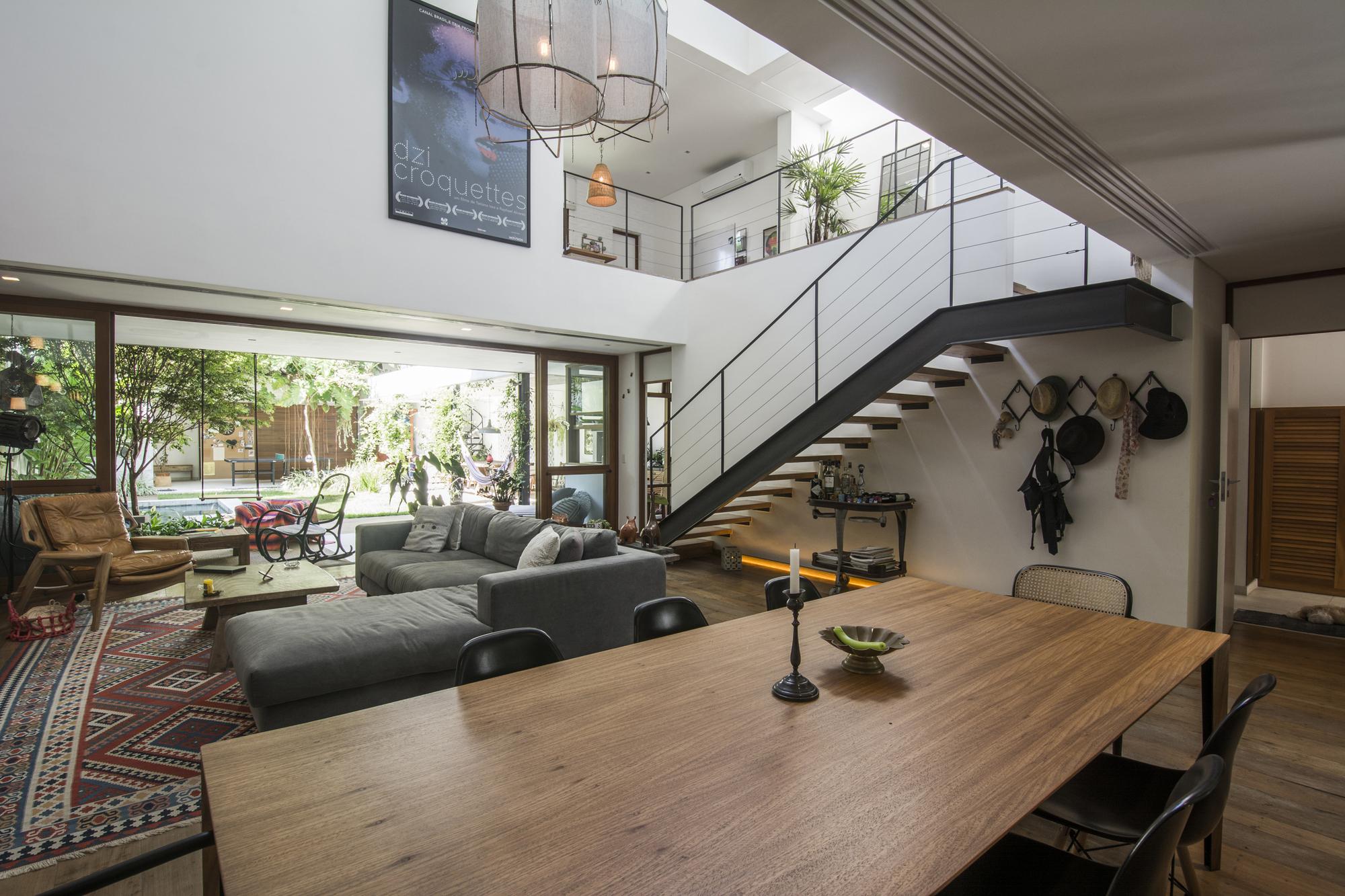 Gallery Of MKK House / Gaudenzi Arquitetura
