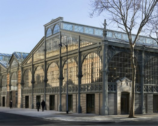 studioMilou, Le Carreau du Temple, Paris, France. Image Courtesy of World Architecture Festival