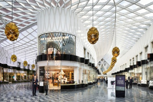 Shopping Winner: Victoria Gate; Leeds, UK / ACME. Image Courtesy of World Architecture Festival