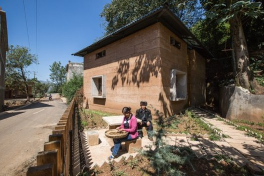 Post-Earthquake Reconstruction Project in Guangming Village / The Chinese University of Hong Kong & Kunming University of Science and Technology. Image Courtesy of World Architecture Festival