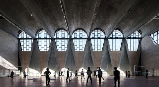 Interior Roof. Image © Qianxi Zhang