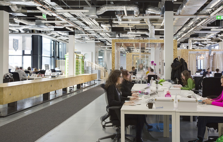open-plan offices don't work