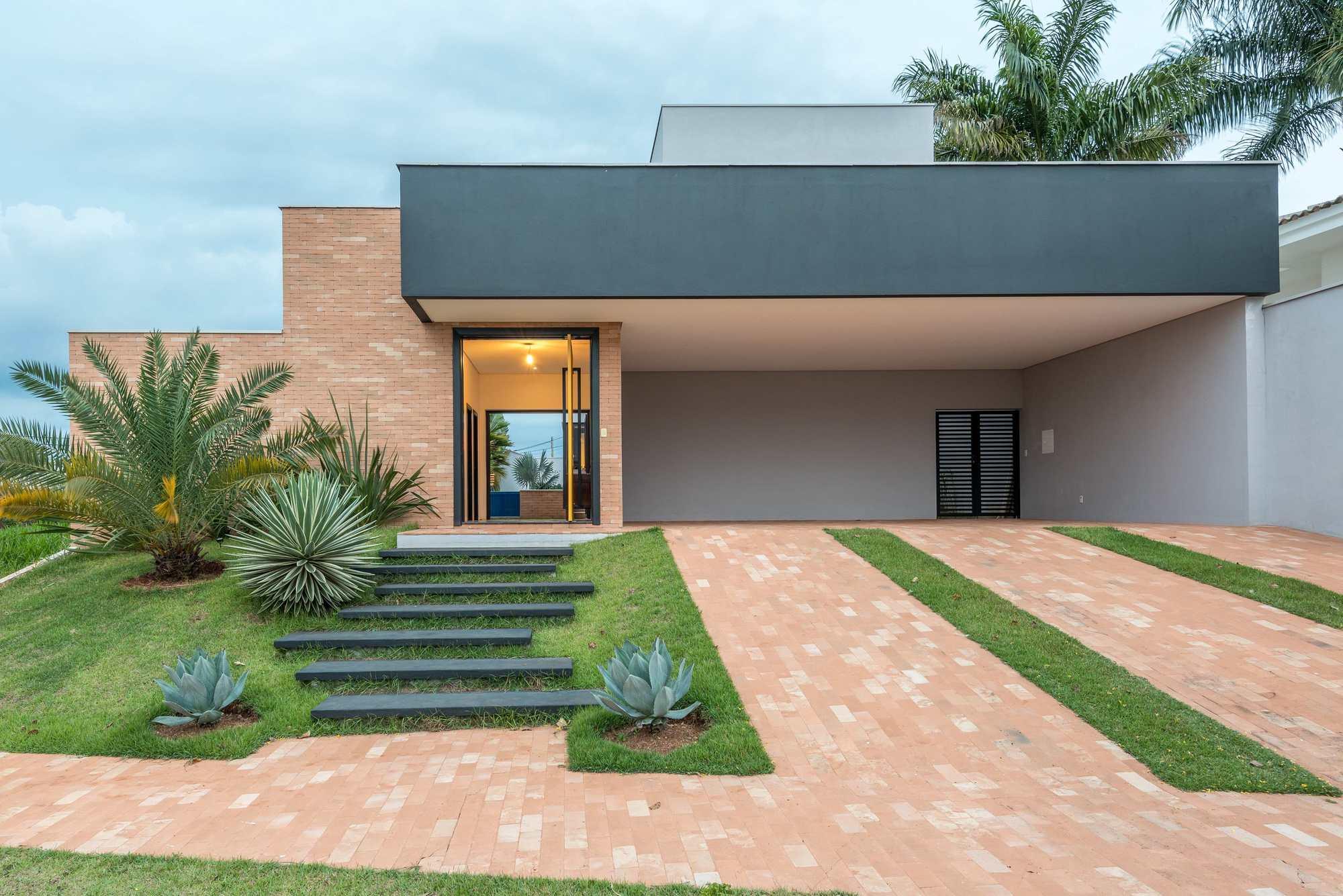 Casa CB  Laje 54 Arquitetura  ArchDaily Brasil