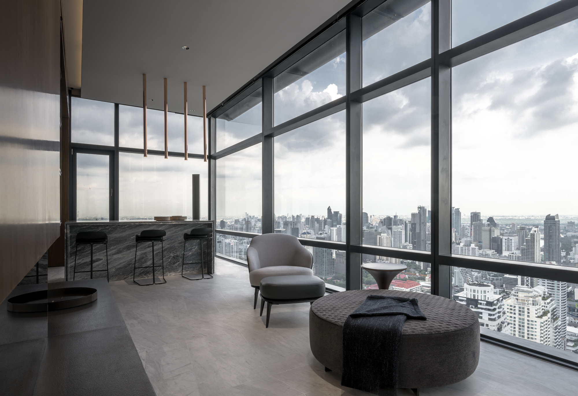 FHM Bachelor Apartment  ONGONG Pte Ltd  ArchDaily