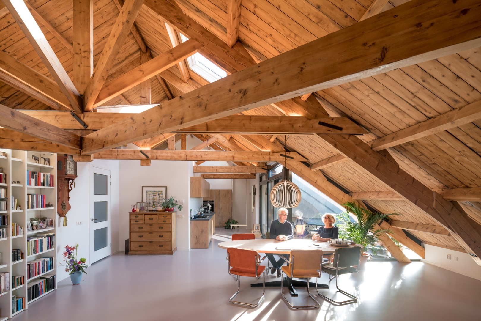 Gallery of Gouda Cheese Warehouse Loft Apartments  Mei