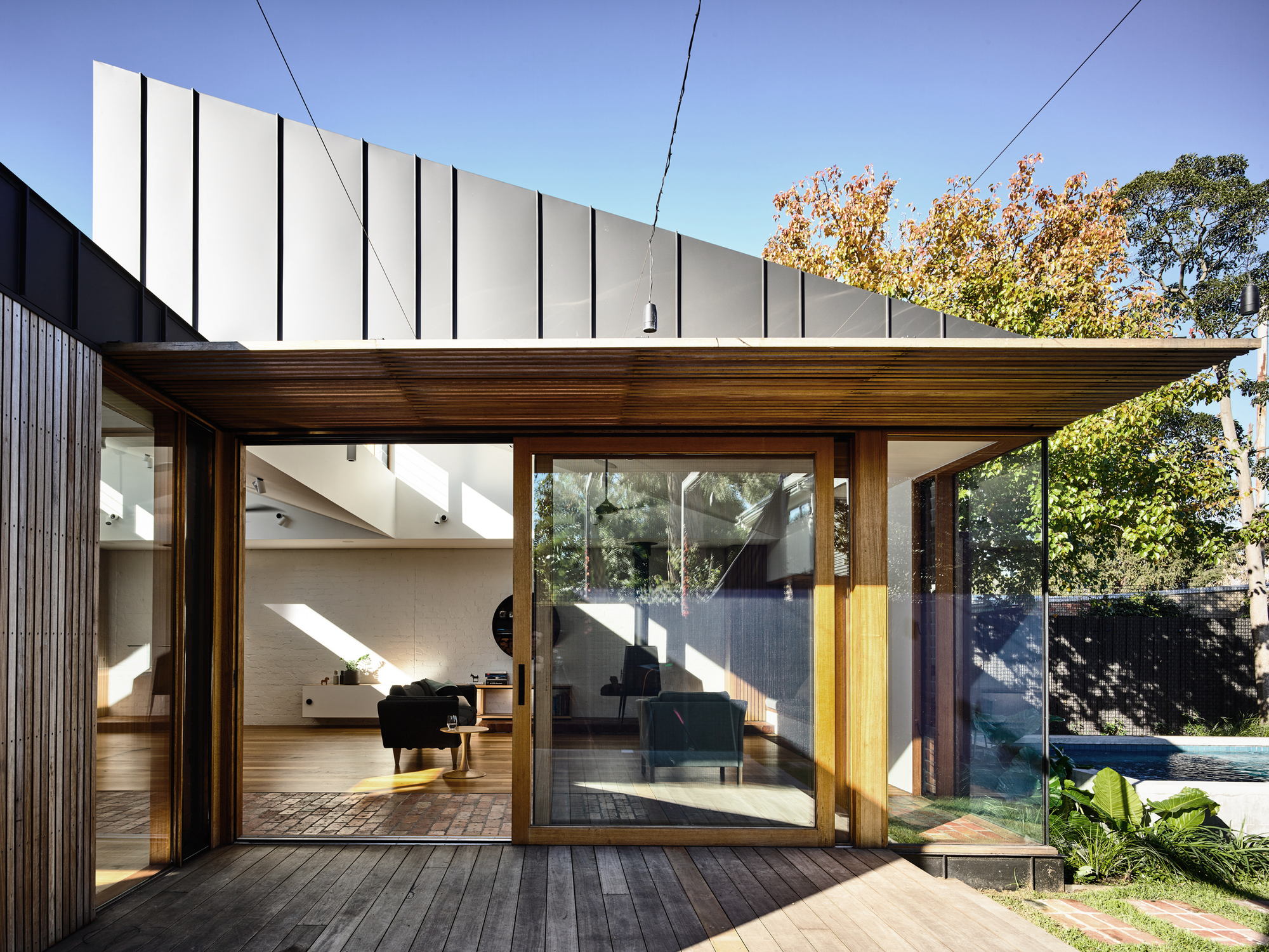 Light Saw House  Zen Architects  ArchDaily