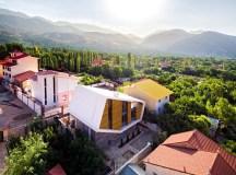 Damavand Villa / Shirazian Studio | ArchDaily