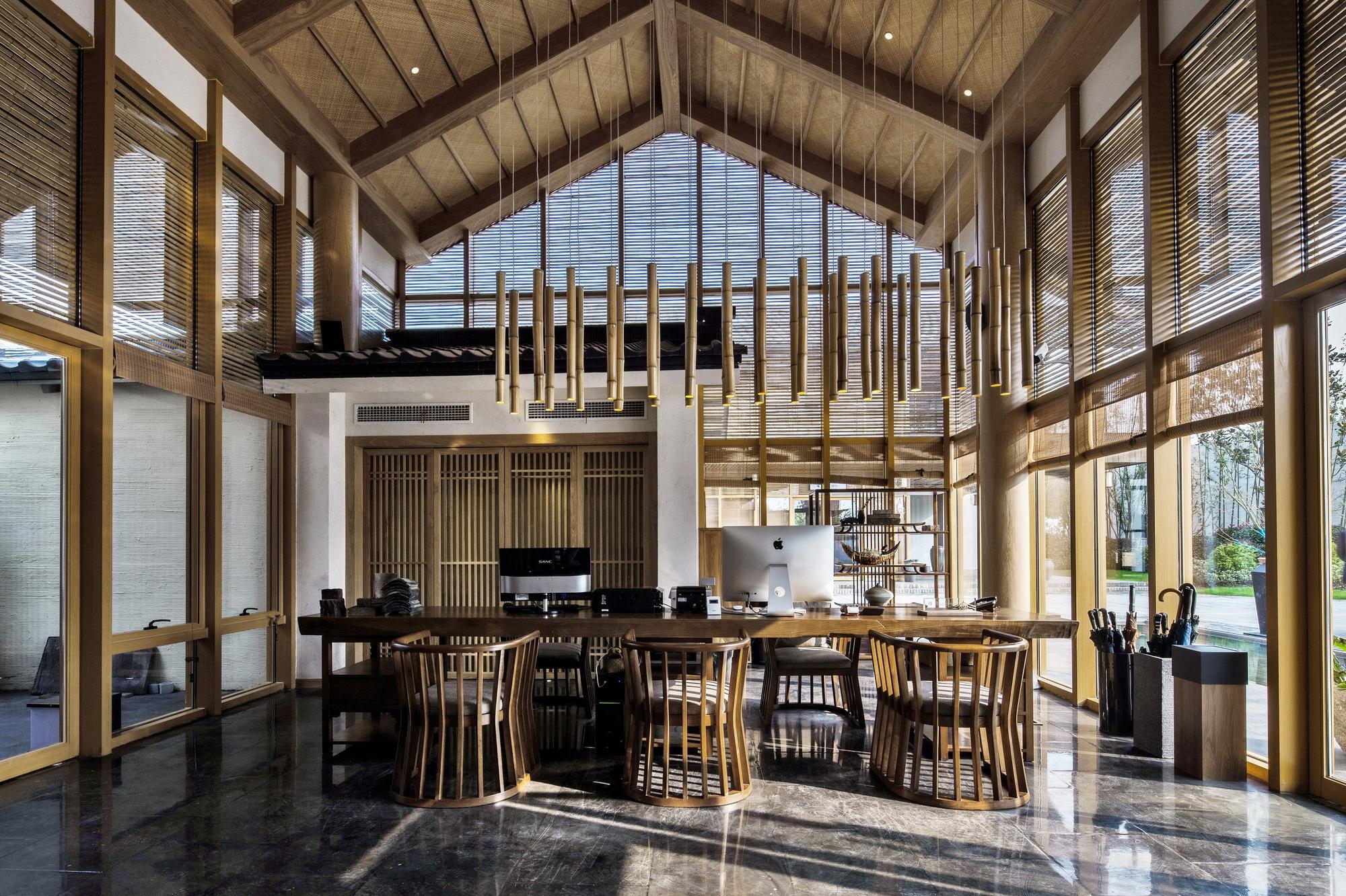 Brick Kiln Folk Inn & Museum - Interior Design Archdaily