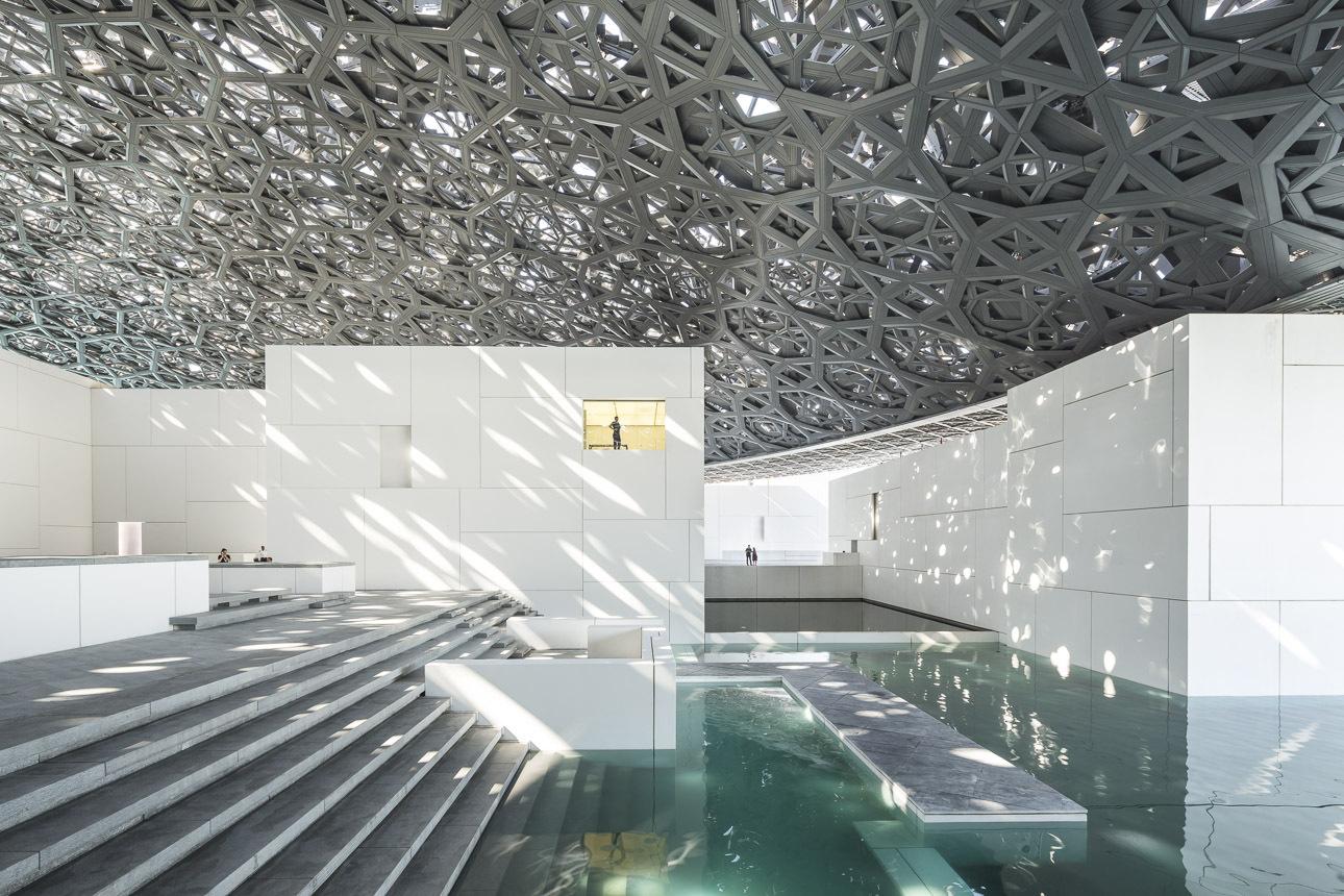 Engineering Louvre Abu Dhabi' Striking