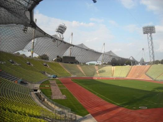 Munich Olympic Stadium  / Behnisch and Partners & Frei Otto. Image <a href='https://www.flickr.com/photos/57511216@N04/6583372233/in/photolist-b2KvcP-fNXihy-eaJSyu-YQkWig-bE1kPw-ba442a-4m1sDv-au5xNt-4m1skM-68LXjD-aj9U5Q-n9ZTpc-4m5uM7-bznKaE-au5xr4-bznTV3-gZSr4m-4m5ubJ-8u7nfP-dmEfVr-c2a12N-egdCtn-8u7nFk-c29YVS-7hyuu4-c29Zmm-4JEdFN-8uat85-egdA1r-8u7nKV-c29ZKQ-6TYUQX-4JEdoh-8ToTH9-fNXinW-4JEdMN-c29Z1d-5aidgt-c29ZgU-4JzZ8k-c29ZaW-8L5a2w-egjnE1-ddkoy7-8ToVhE-4V3vNm-4JEet3-8uash9-8L5b2f-zBusmf'>© Daniel via Flickr</a> License CC BY 2.0