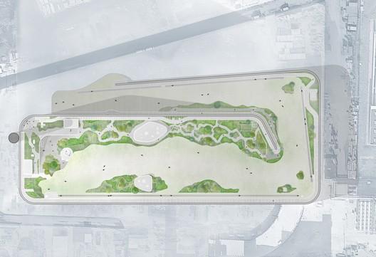 Plan. Image Courtesy of SLA