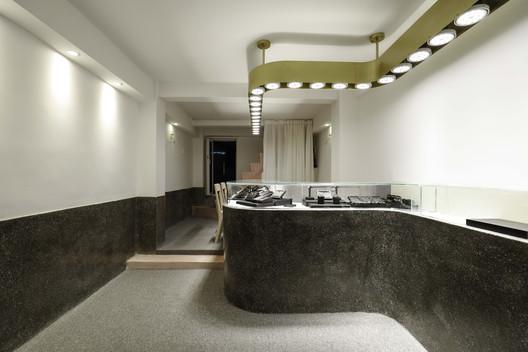 First floor. Image Courtesy of Studio YUDA