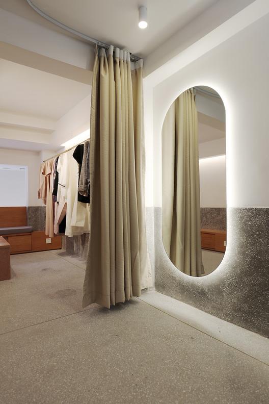 Second floor. Image Courtesy of Studio YUDA