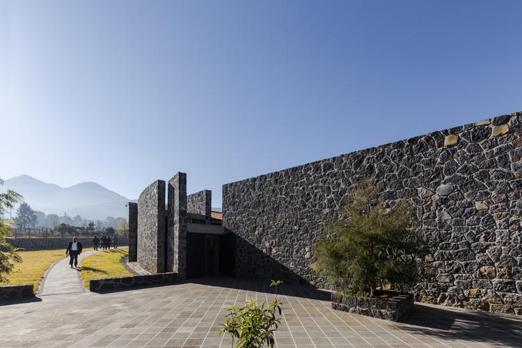 Arquitectura Vista. Image © Onnis Luque