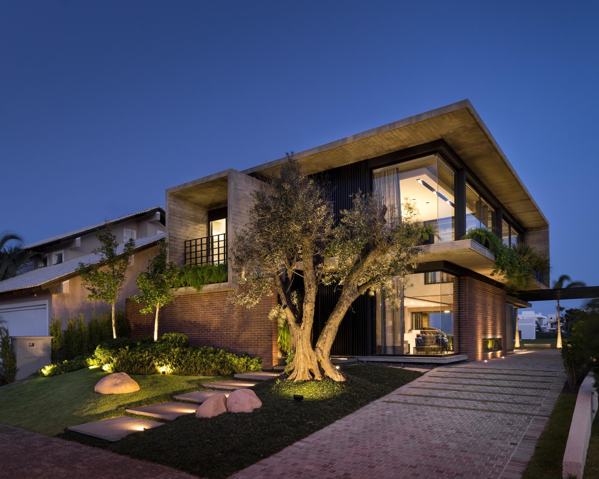 Weber House Ramella Arquitetura Archdaily
