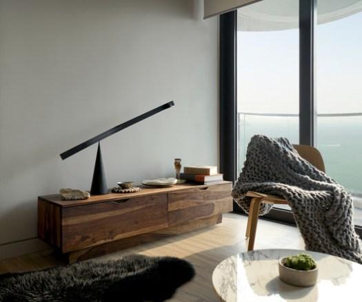 Living Corner. Image © Effie Yang