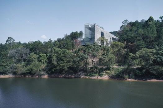 Riverside Academy. Image © Zhang Chao Studio