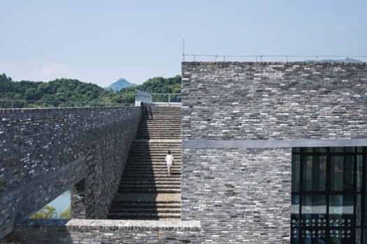 Big Steps. Image © Zhang Chao Studio