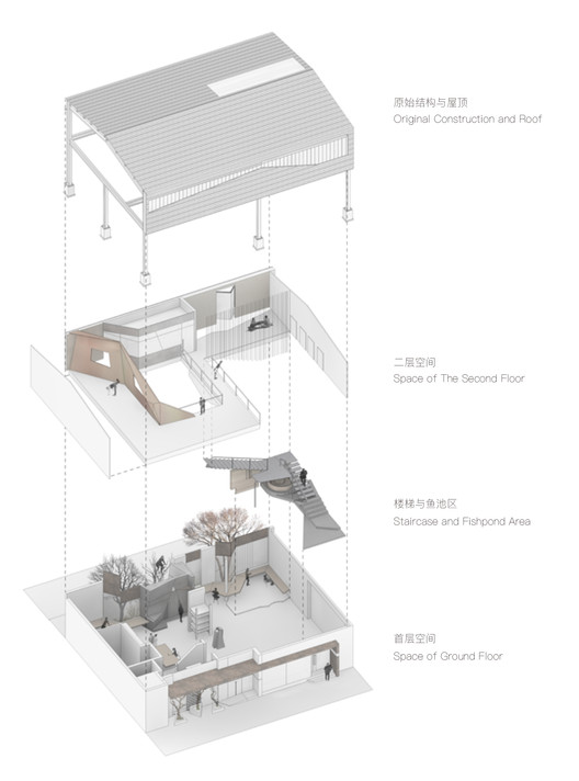 Explosive_View CAL Architects Studio / CAL Architects Architecture