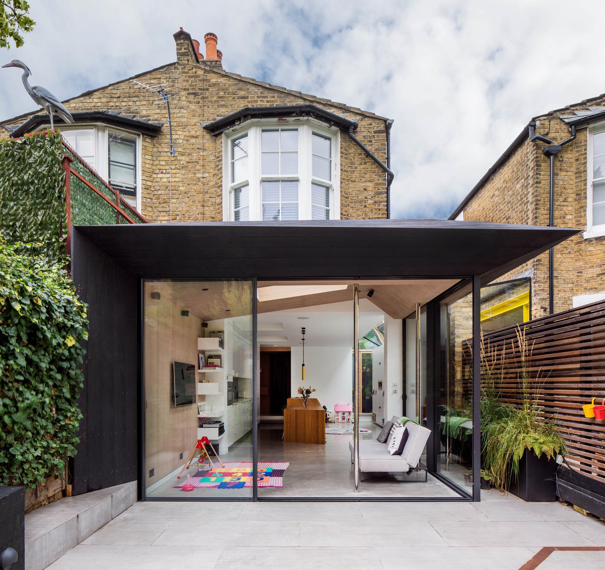 Acute Intervention David Stanley Architects Romy