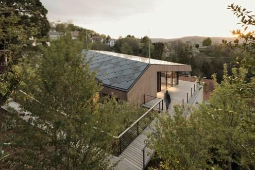 Haus B, Stuttgart (Stuttgart, Germany) / Yonder – Architektur und Design. Image Courtesy of Wood Design & Building Awards