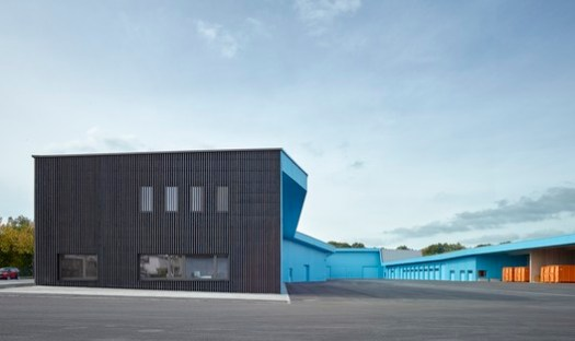 FINALIST: Recycling and Street Cleaning Depot, Augsburg / Knerer und Lang Architekten. Image © Connolly Weber