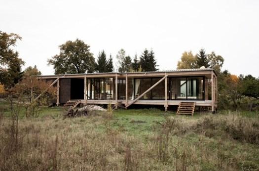 SHORTLISTED: Haus Neiling II, Hoppenrade / Peter Grundmann. Image © Peter Grundmann