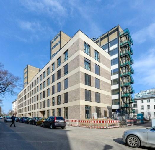 SHORTLISTED: Umbau Philosophicum, Frankfurt / Stefan Forster Architekten. Image © Lisa Farkas