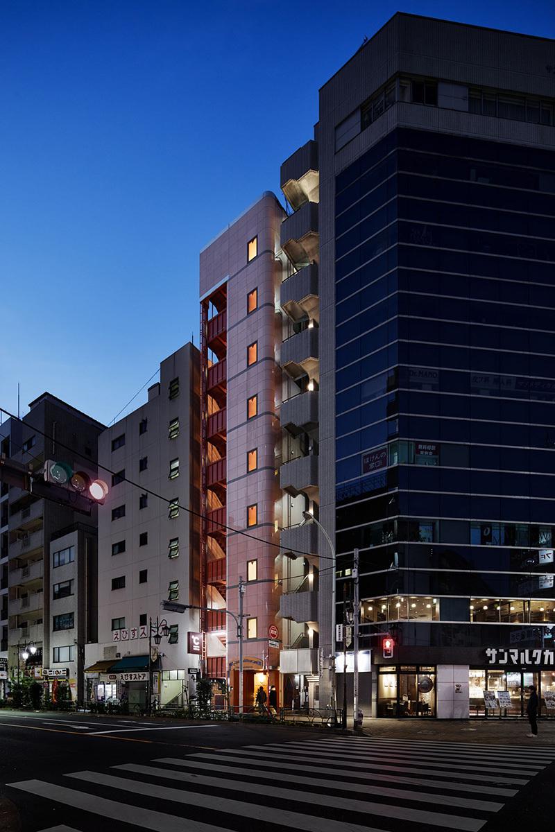 Ebisu Schemata Architects 5