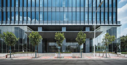 DSC01163%E5%89%AF%E6%9C%AC The New Bund World Trade Center - Phase 1 / Benoy Architecture