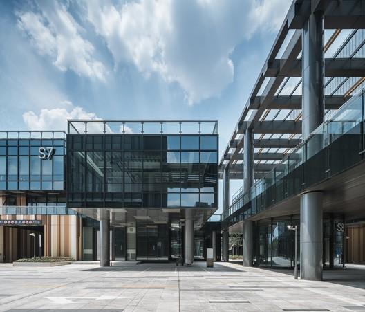 DSC01208%E5%89%AF%E6%9C%AC The New Bund World Trade Center - Phase 1 / Benoy Architecture