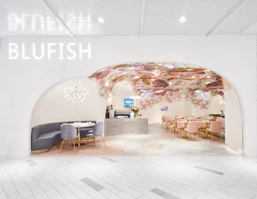 00_SODA_architects-blufish BLUFISH restaurant / SODA architects Architecture