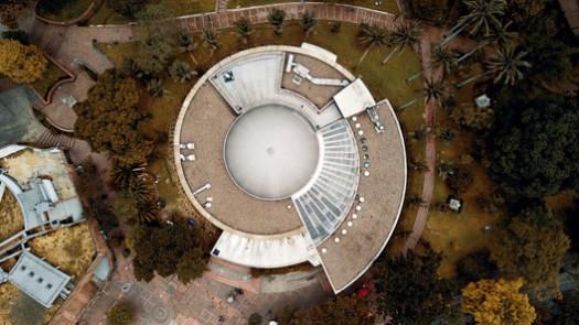 Planetario Distrital de Bogotá. Image © Camilo Monzón