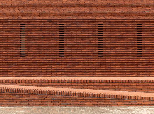 03_2373_BedauxdeBrouwer_Vogelensangh Pavilion Brick Factory Vogelensangh / Bedaux de Brouwer Architects Architecture