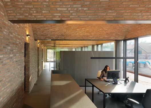 04_2373_BedauxdeBrouwer_Vogelensangh Pavilion Brick Factory Vogelensangh / Bedaux de Brouwer Architects Architecture
