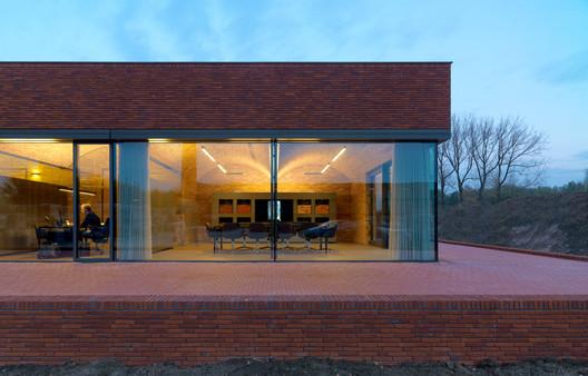 07_2373_BedauxdeBrouwer_Vogelensangh Pavilion Brick Factory Vogelensangh / Bedaux de Brouwer Architects Architecture