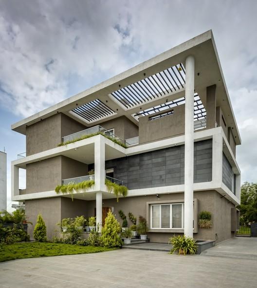 _DSC1756 Hambarde Residence / 4th Axis Design Studio Architecture