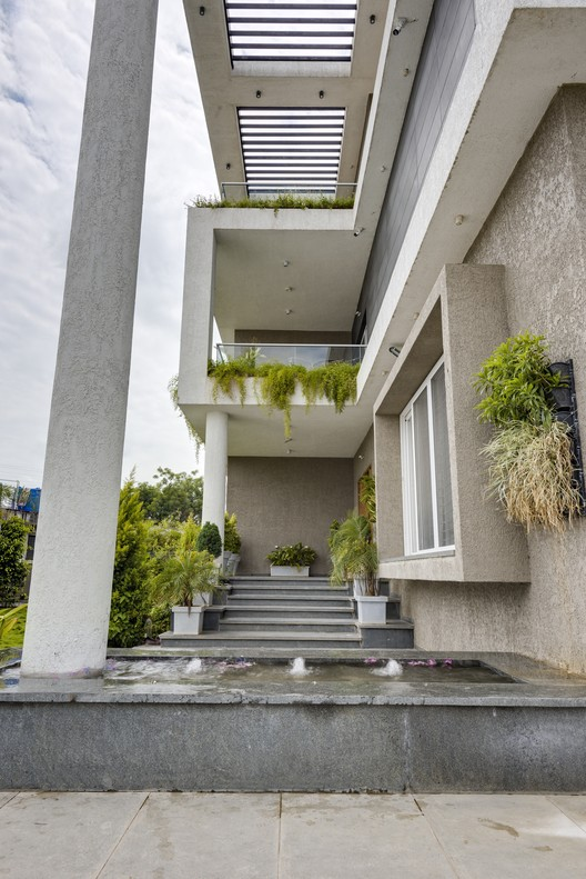 _DSC1801 Hambarde Residence / 4th Axis Design Studio Architecture