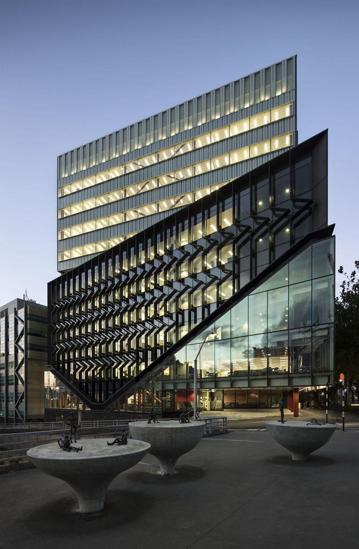 University Auckland Science Centre