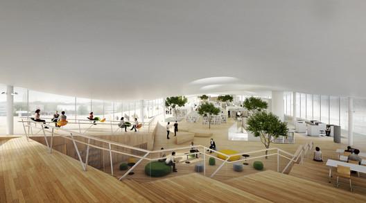 Courtesy of ALA Architects