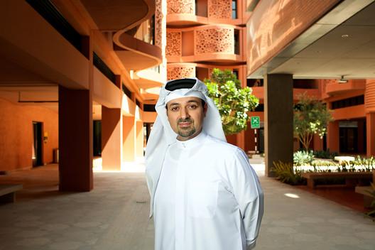 Dr. Khaled Alawadi, curator of National Pavilion UAE - la Biennale di Venezia 2018