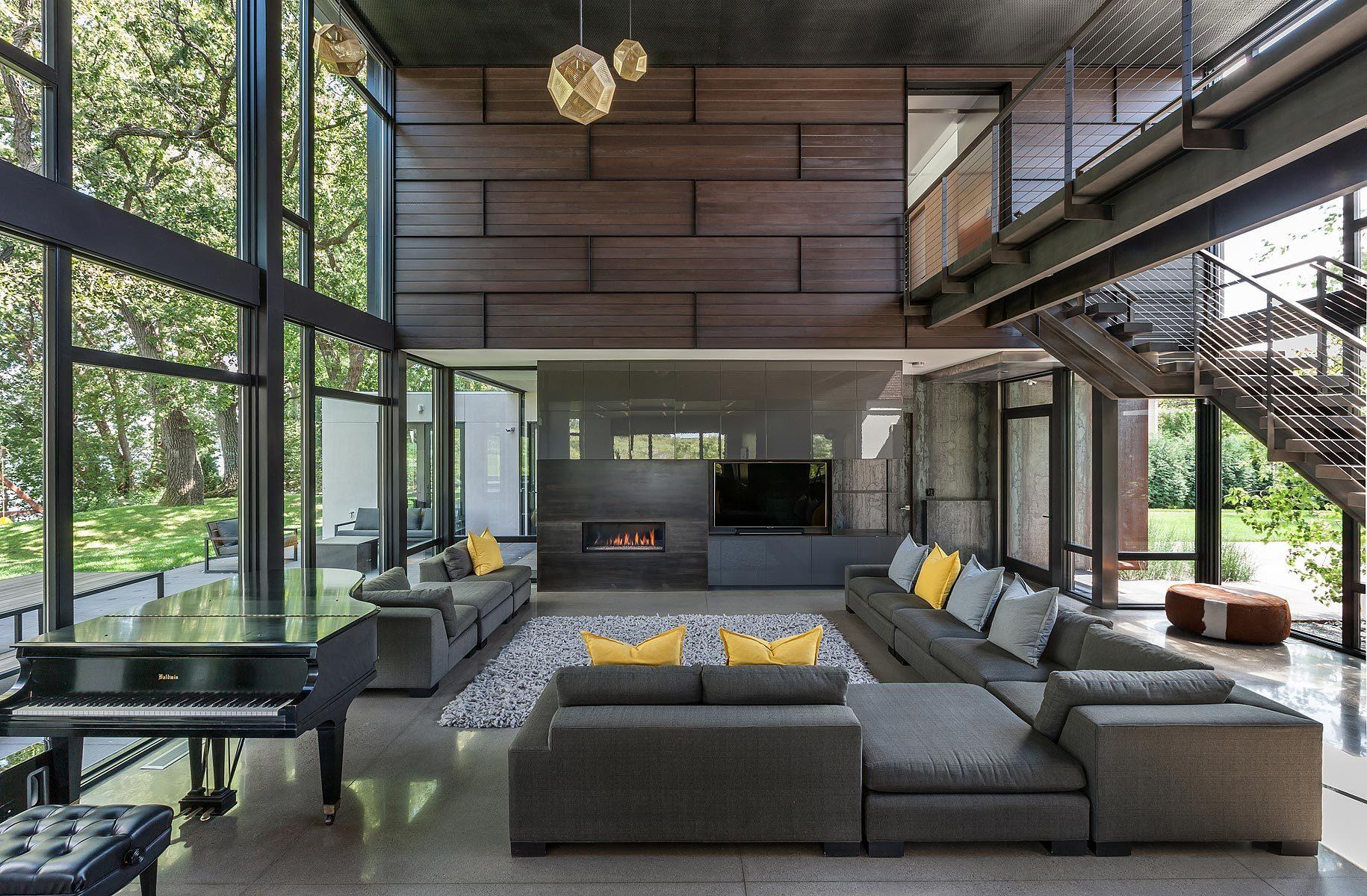 Lake Waconia House Altus Architecture