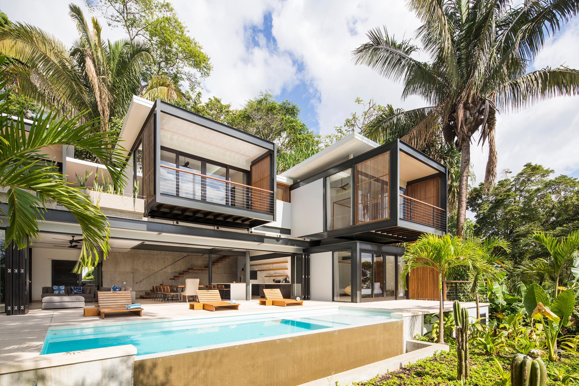 Joya Villas Studio Saxe Archdaily