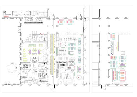 Plan SNODO / Gruppo Building + Boffa Petrone & Partners Architecture