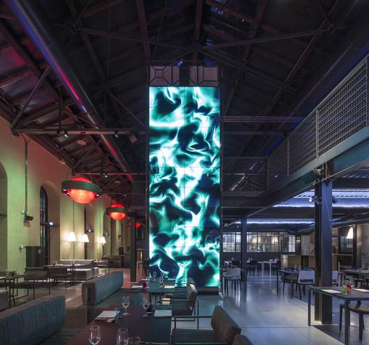 ristoro_015 SNODO / Gruppo Building + Boffa Petrone & Partners Architecture