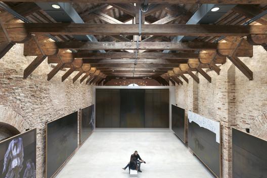 08_Museum_of_Punta_della_Dogana_Tadao_Ando_%C2%A9Luca_Girardini Tadao Ando's Punta Della Dogana Museum Through the Lens of Luca Girardini Architecture
