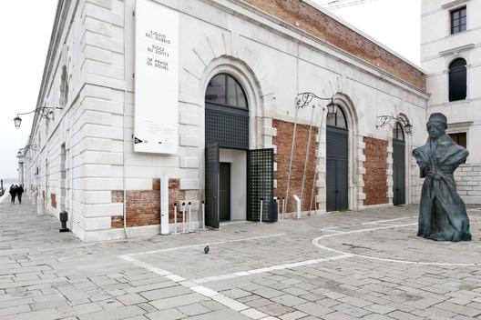10_Museum_of_Punta_della_Dogana_Tadao_Ando_%C2%A9Luca_Girardini Tadao Ando's Punta Della Dogana Museum Through the Lens of Luca Girardini Architecture